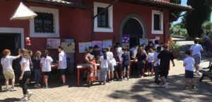 Educational Fair at Castelli International School