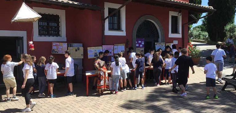 Educational Fair at Castelli International School