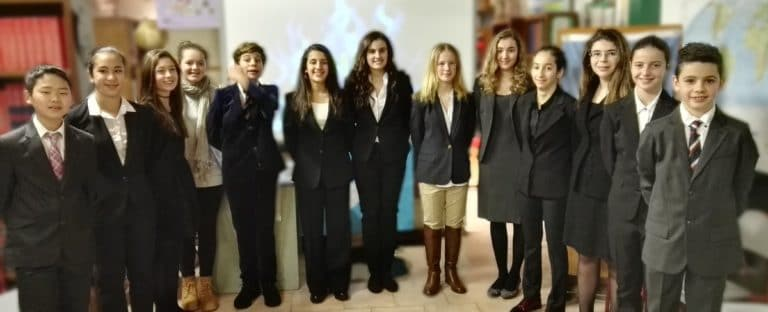 Read more about the article Off to the Harvard Model United Nations Conference