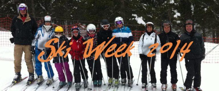Ski Week 2014