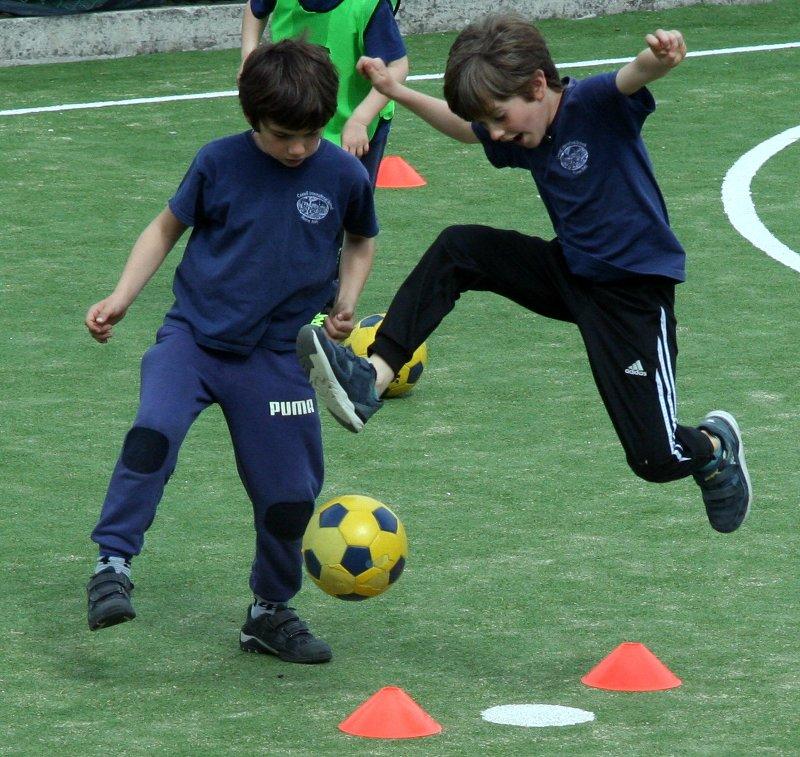 football-jump